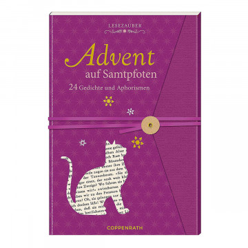 Briefbuch »Advent auf Samtpfoten«