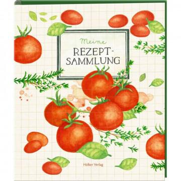 Meine Rezeptsammlung - Sammelordner (Tomaten)