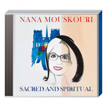 CD »Scared and Spiritual«