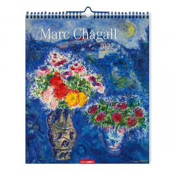 Marc Chagall Kalender 2022