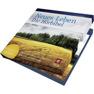 Neues Leben. Die Hörbibel. 8 MP3-CDs