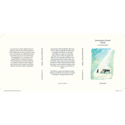 Musik (Postkartenbuch)