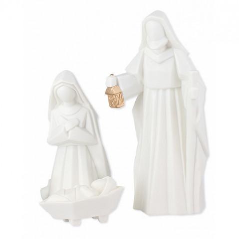 Porzellan-Figuren - Heilige Familie