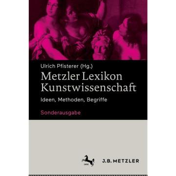 Metzler Lexikon Kunstwissenschaft