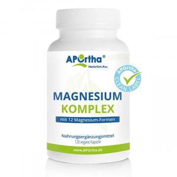 Magnesium-Komplex-Kapseln