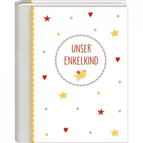 Kleines Foto-Einsteckalbum - BabyGlück - Unser Enkelkind