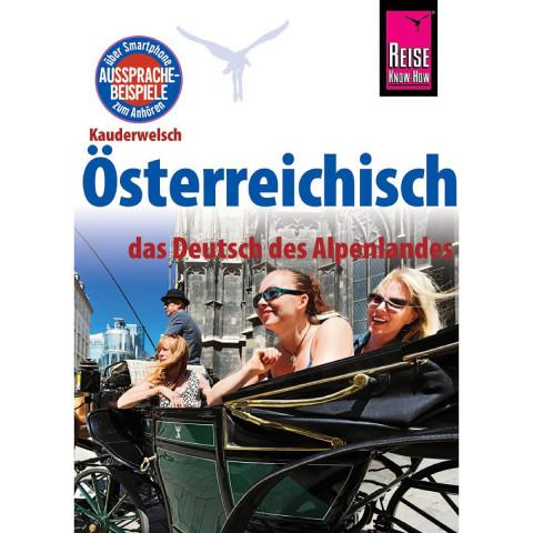 Österreichisch - das Deutsch des Alpenlandes