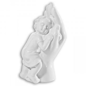 Porzellanfigur »Kind der Geborgenheit«