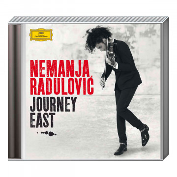 CD »Nemanja Radulovic: Journey East«