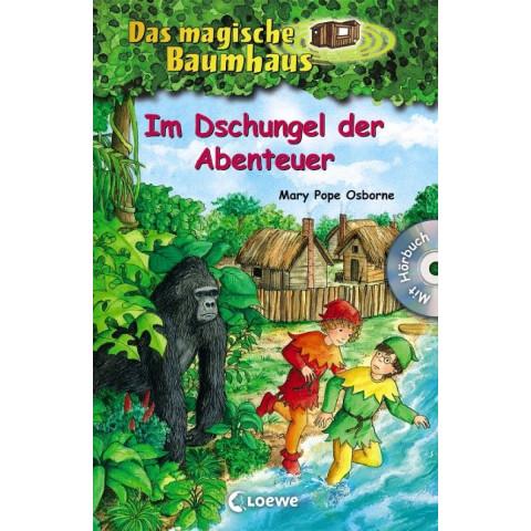 Das magische Baumhaus - Im Dschungel der Abenteuer