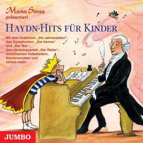 Marko Simsa präsentiert: Haydn-Hits für Kinder