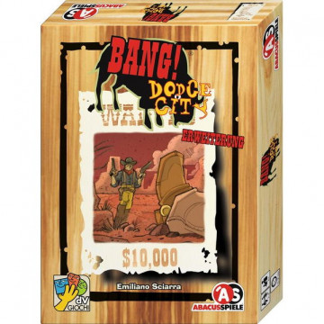 BANG! Dodge City Erweiterung