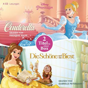 Disney Prinzessin: Die Schöne und das Biest - Cinderella