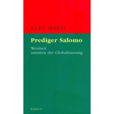 Prediger Salomo