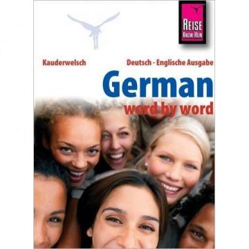 Reise Know-How German - word by word (Deutsch als Fremdsprache, englische Ausgabe)