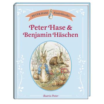 Peter Hase und Benjamin Häschen