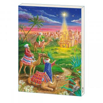 Adventskalender »Geburt Christi«