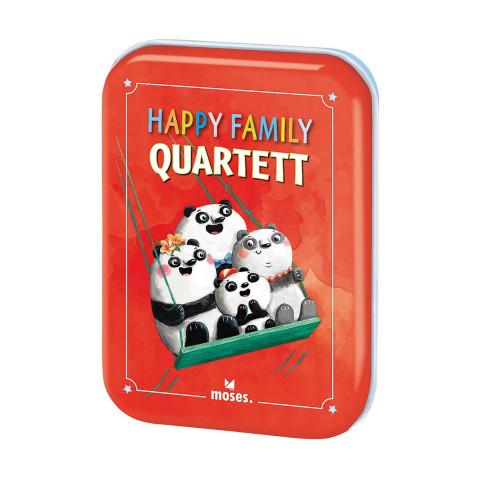 Happy Family Quartett