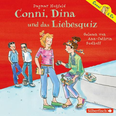 Conni & Co 10: Conni, Dina und das Liebesquiz