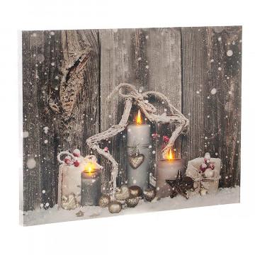 Wandbild »Weihnachten«