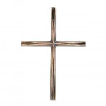 Schmuckkreuz aus Bronze (1 Stück)