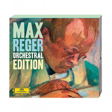 12 CDs »Max Reger Orchestral Edition«