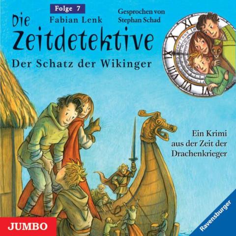 Die Zeitdetektive 07: Der Schatz der Wikinger