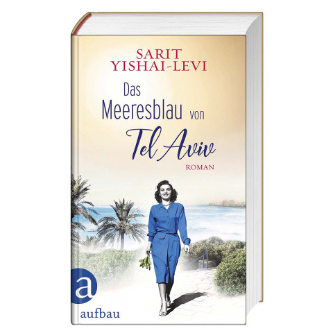 Das Meeresblau von Tel Aviv