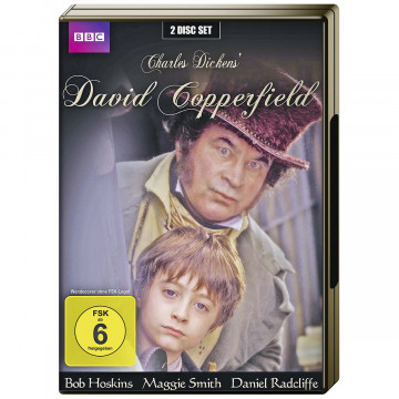 2 DVDs David Copperfield