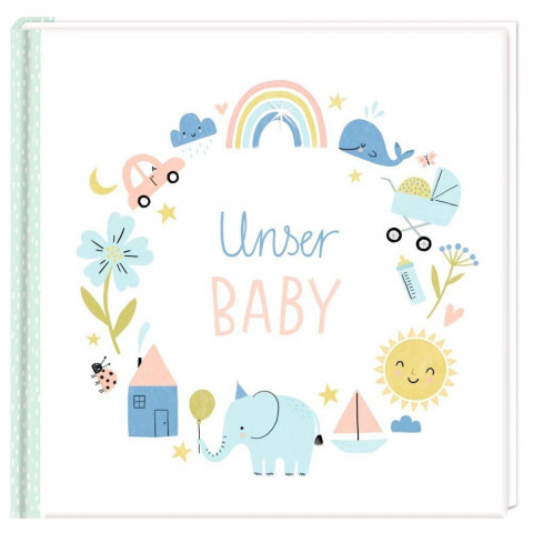 Babyalbum - Unser Baby