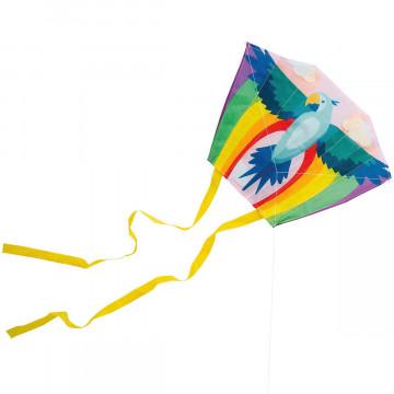 Mini-Flugdrachen »Papagei«