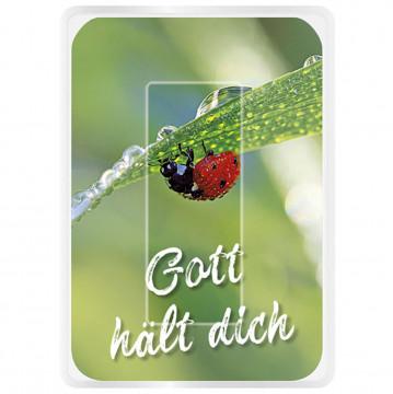 Pocket Cleaner »Gott hält dich«
