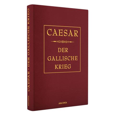 Der gallische Krieg (Cabra-Lederausgabe)
