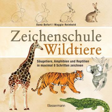Zeichenschule Wildtiere