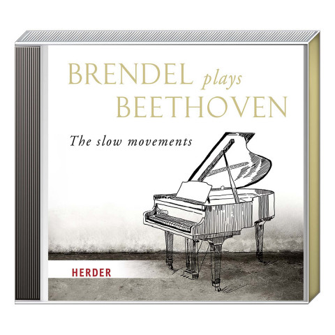 CD »Brendel plays Beethoven«