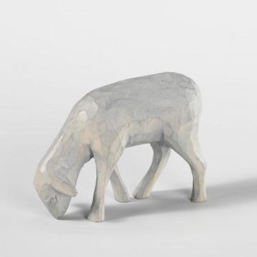 Krippenfigur »Lamm, stehend«