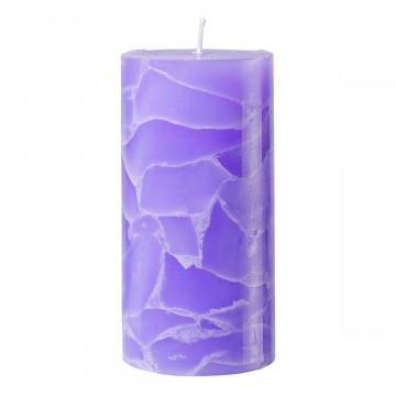 Duftkerze Lavendel Zeit für die Seele