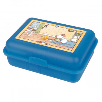 Tilda Apfelkern. Brotdose (blau)