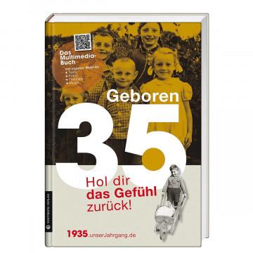Jahrgangsbuch »Geboren 35«