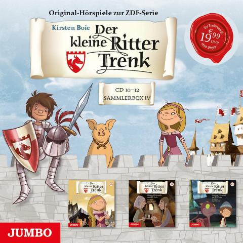 Der kleine Ritter Trenk Sammelbox 4