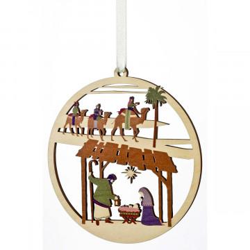 Weihnachtsschmuck »Heilige Nacht«