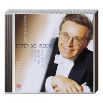 CD Peter Schreier »Lieder und Arien«