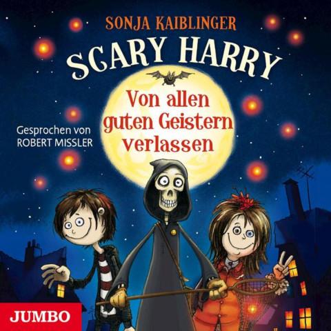 Scary Harry 01. Von allen guten Geistern verlassen. 3 CD's