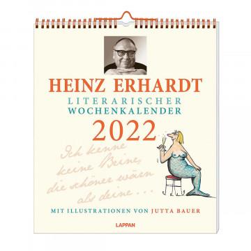 Heinz Erhardt - Literarischer Wochenkalender 2022