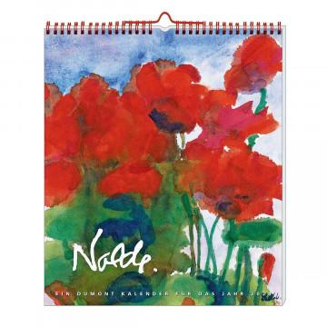 Emil Nolde 2021 - Kunstkalender