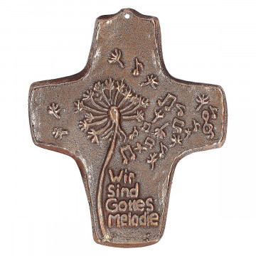 Kreuz »Wir sind Gottes Melodie«