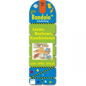 Bandolo Set 55. Lesen, Rechnen, Kominieren