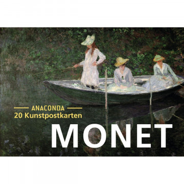 Postkarten-Set Claude Monet