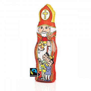 Fairtrade-Nikolaus im 4er-Set