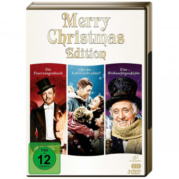 DVD Merry Christmas Edition